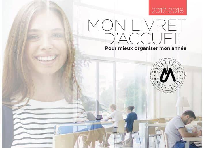 Nous avons élaboré pour vous un livret d'accueil avec toutes les informations relatives à votre année universitaire au sein de Montpellier Management.