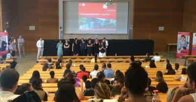 Pré-rentrée Montpellier Management 2016 - Licence 2 et 3