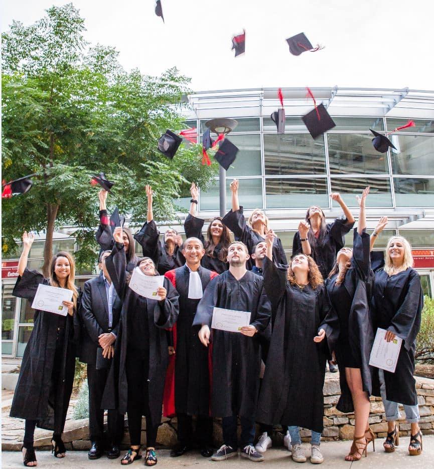 Remise des diplômes 2016