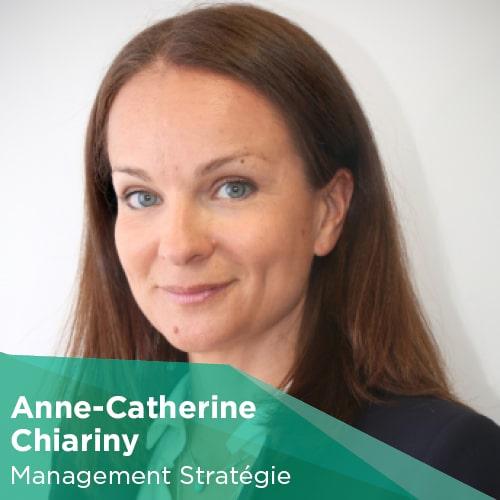 Anne-Catherine Chiariny - Montpellier Management
