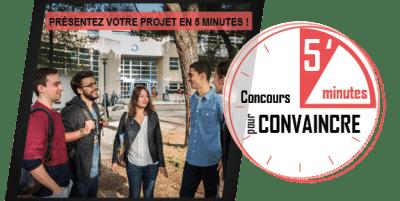 concours pitchs 5 min pour convaincre Montpellier Management