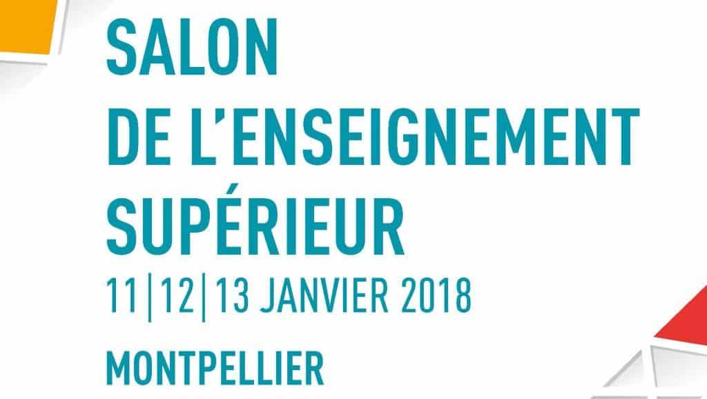 Salon de l enseignement sup rieur institut montpellier for Salon du management