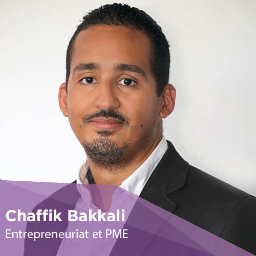 Chaffik Bakkali - Enseignant-Chercheur - Montpellier Management