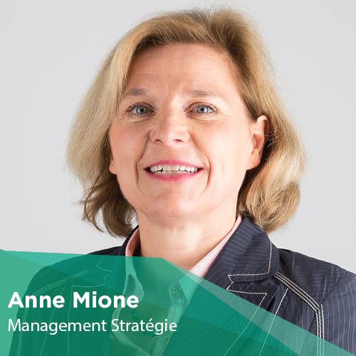 Anne Mione - Enseignant-Chercheur - Montpellier Management