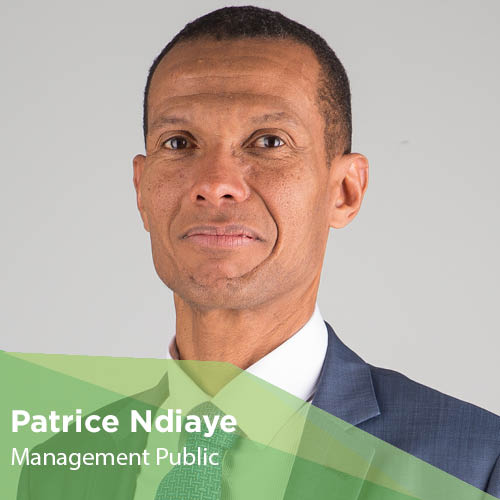 Patrice Ndiaye - Enseignant-Chercheur - Montpellier Management