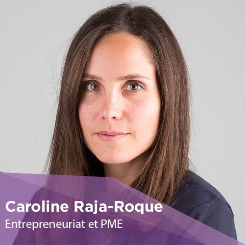 Caroline Raja-Roque - Enseignant-Chercheur - Montpellier Management