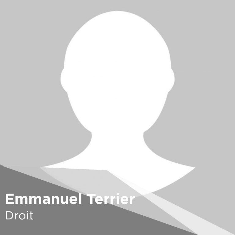 Emmanuel Terrier - Droit - Montpellier Management - Enseignant chercheur