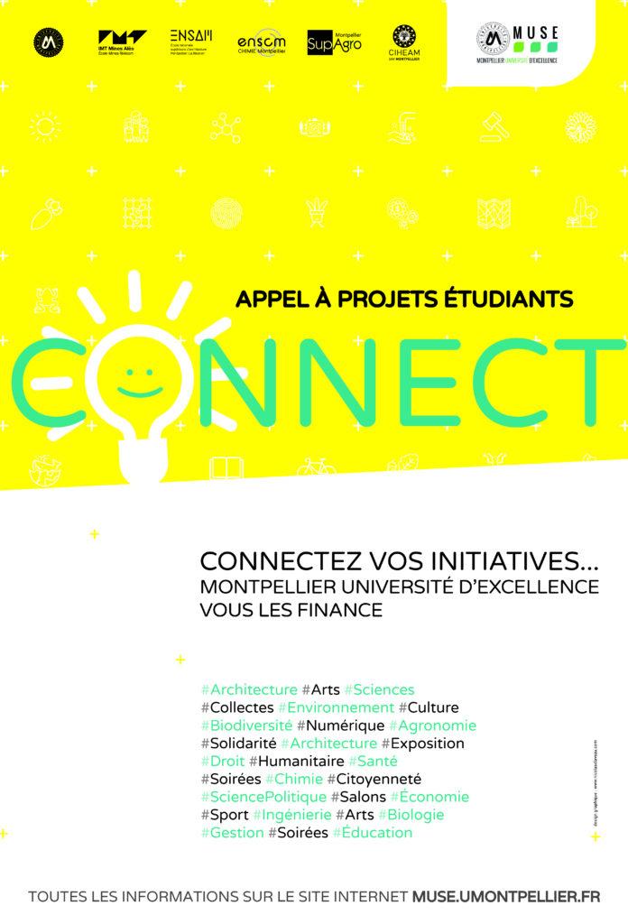 Connect appel à projets étudiants