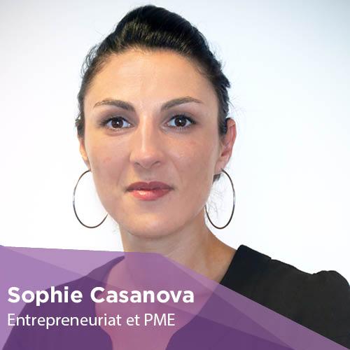 Sophie Casanova - Enseignant-Chercheur - Montpellier Management