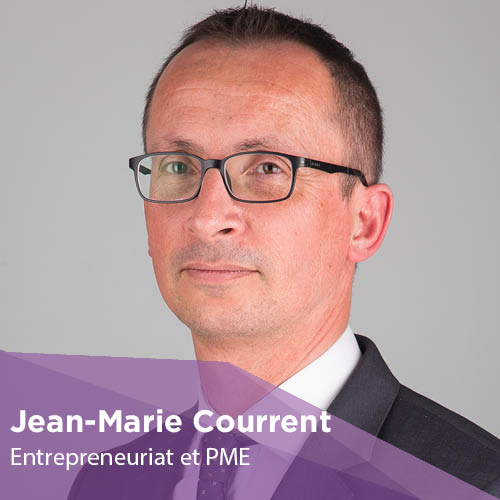 Jean-Marie Courrent - Enseignant-Chercheur - Montpellier Management