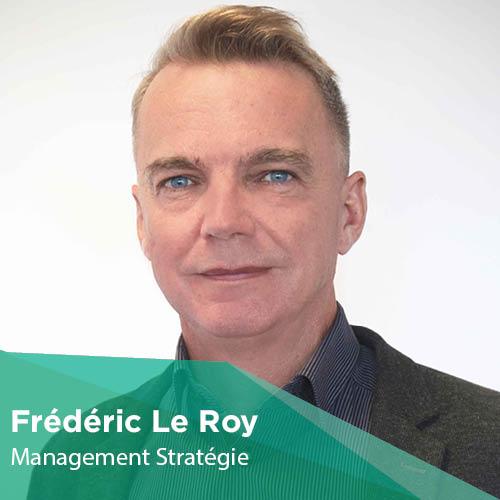 Frédéric Le Roy - Enseignant-Chercheur - Montpellier Management