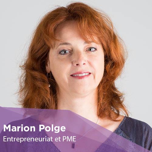 Marion Polge - Enseignant-Chercheur - Montpellier Management