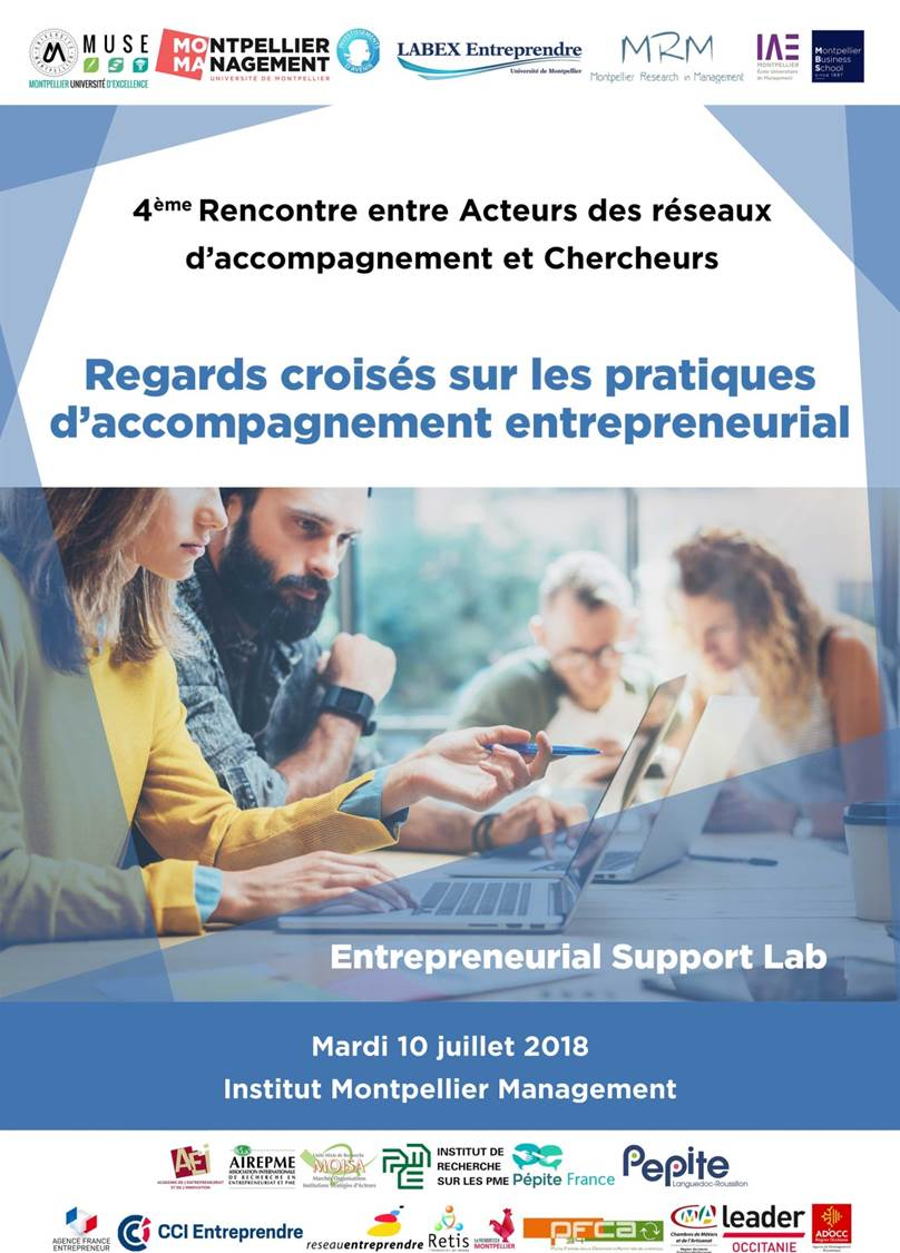 Entrepreneurial Support Lab_Montpellier Management _ Labex Entreprendre