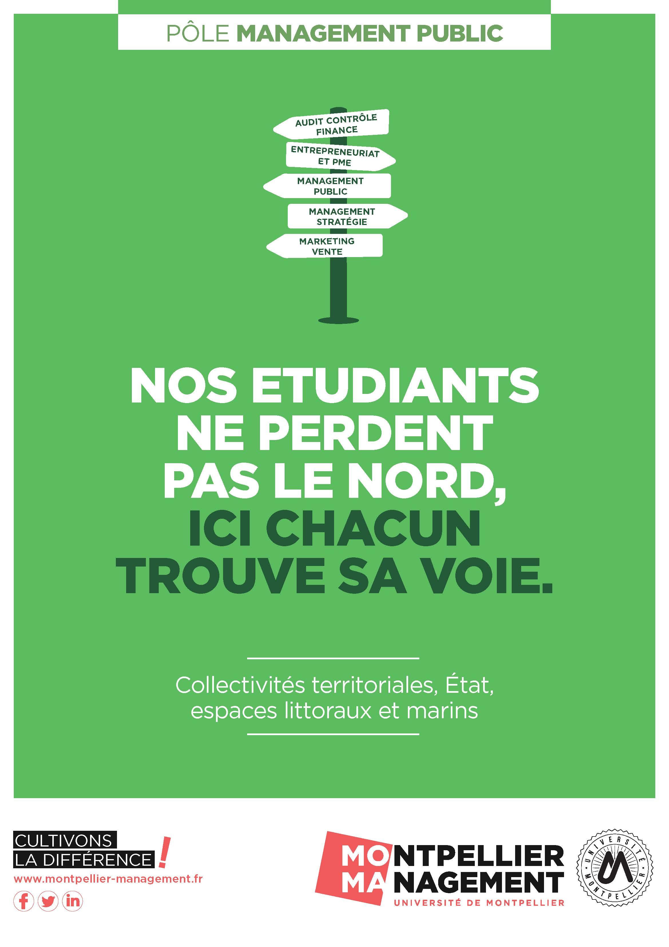 Pole Management Public - Montpellier Management