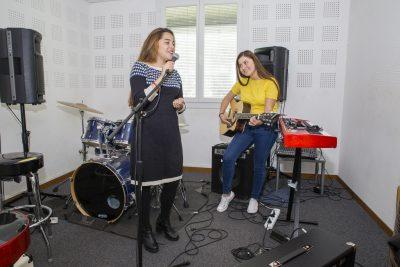 La salle de musique de Montpellier Management