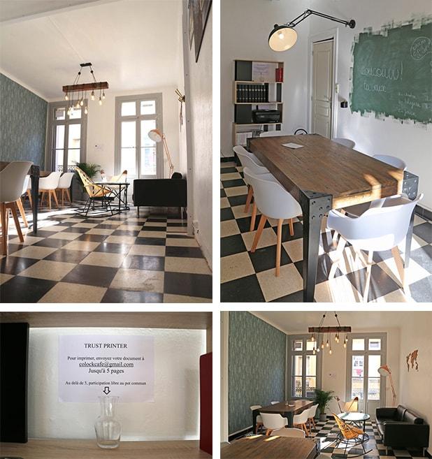 Café Colock Montpellier Management