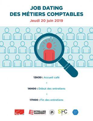 Job Dating des métiers comptables - Montpellier Management