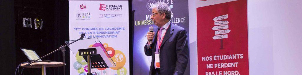 11ème congrès de l'AEI 2019 - Montpellier Management
