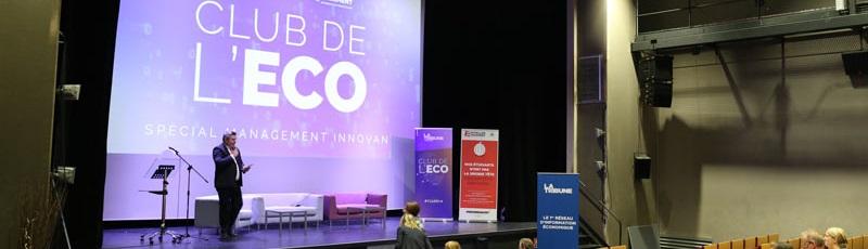 Club de l'Eco - La Tribune / Montpellier Management