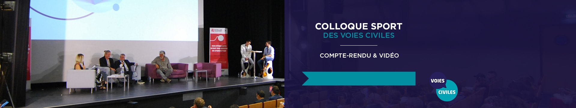 Retour Colloque Sport Voies Civiles - Montpellier Management