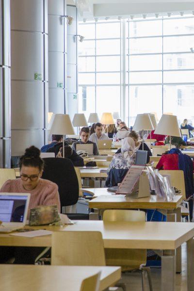 Bibliothèque universitaire - Montpellier Management
