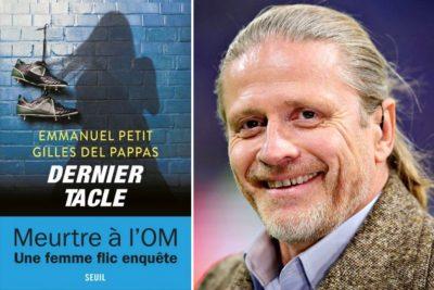 Emmanuel Petit livre dernier tacle