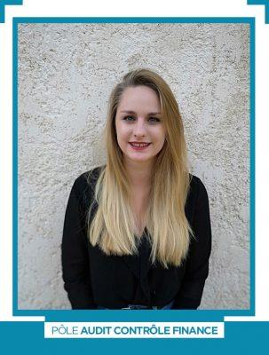 Abigaelle Costa, Alumni Audit Contrôle Finance - Montpellier Management