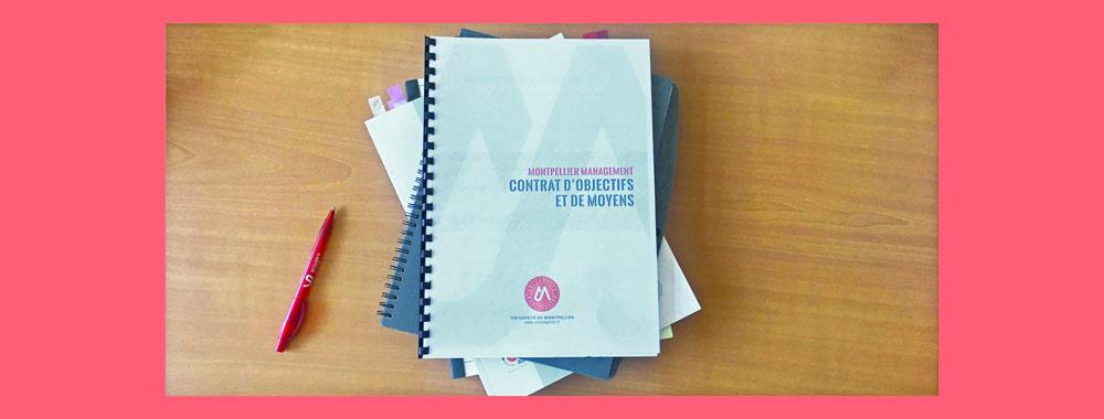 Signature du Contrat d'Objectifs et de Moyens - Montpellier Management