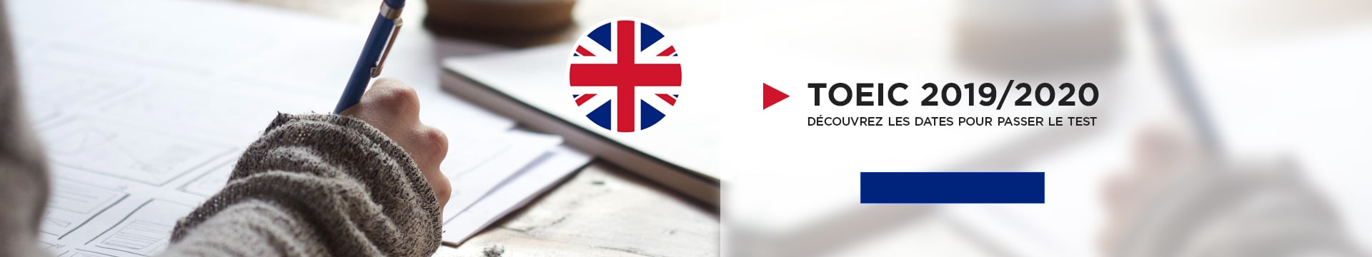 Test TOEIC Anglais - Montpellier Management