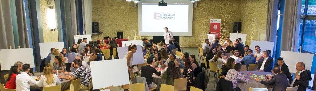 Soirée MOMALUMNI à Verchant - Montpellier Management