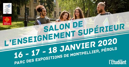 Salon Enseignement Supérieur - Montpellier Management