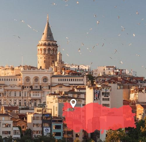 Université d'Istanbul - Mobilité international à Montpellier Management