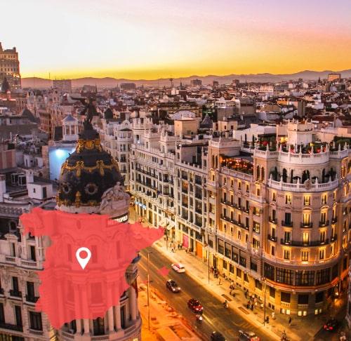 Université de Madrid - Mobilité international à Montpellier Management