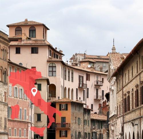 Université de Perugia - Mobilité international à Montpellier Management