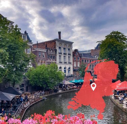 Université d'Utrecht - Mobilité international à Montpellier Management