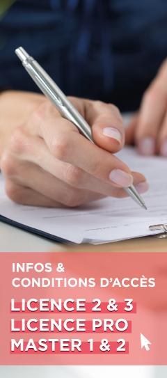 Infos et conditions d'accès Autres formations - Montpellier Management