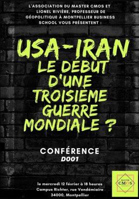 conference geopolitique cmos - Montpellier Management