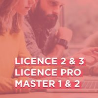Inscriptions Licence Licence Pro Master - Montpellier Management