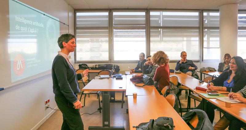 Séminaire de formation pour les enseignants de lycées - Montpellier Management