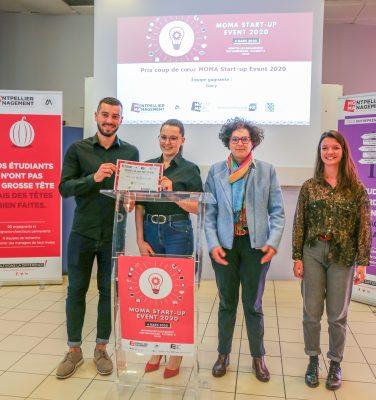 Retour MOMA Startup Event 2020 - Montpellier Management