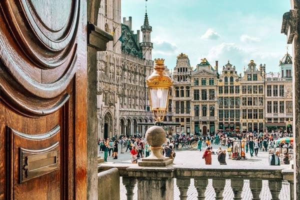 Bruxelles - Mobilités Benelux - Montpellier Management