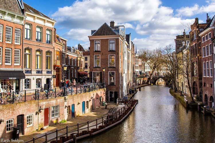 Utrecht - Mobilités Benelux - Montpellier Management