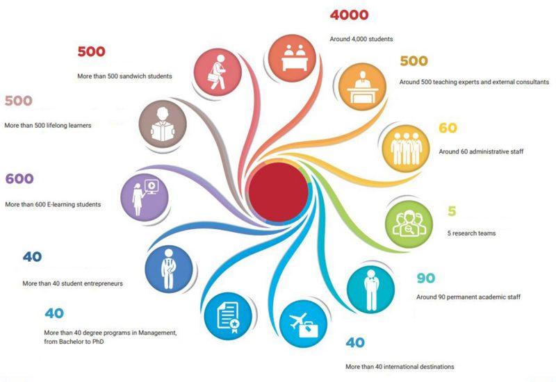 Key figures - Montpellier Management