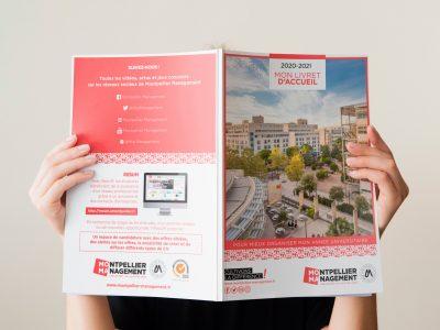 Livret accueil étudiant 2020-2021 - Montpellier Management