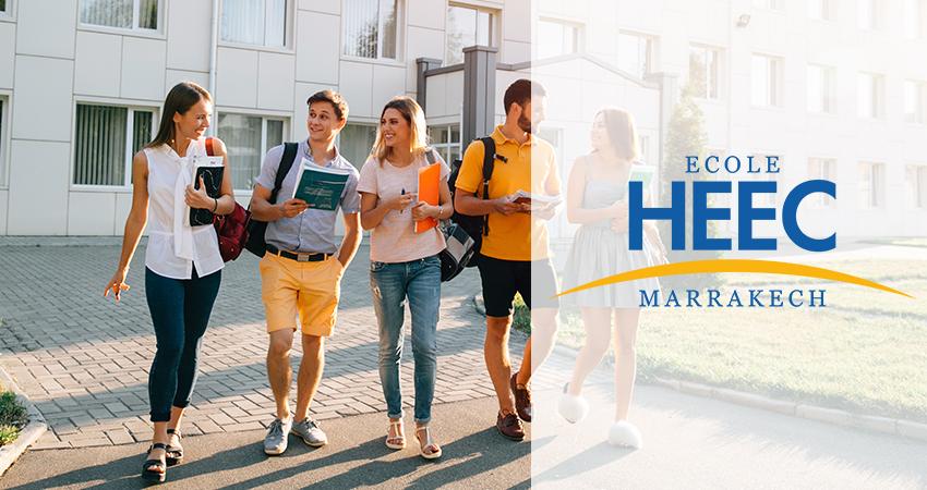 HEEC Marrakech - Montpellier Management