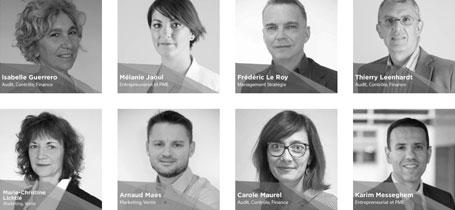Enseignants-chercheurs à Montpellier Management
