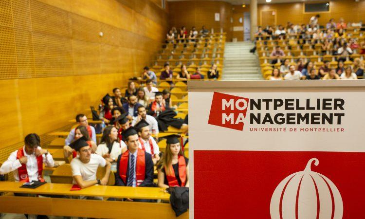 Remise diplôme - Montpellier Management