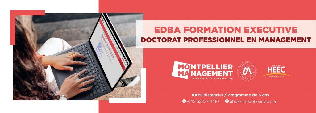 EDBA Maroc - Montpellier Management