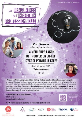 Rencontres de l'insertion professionnelle - Montpellier Management