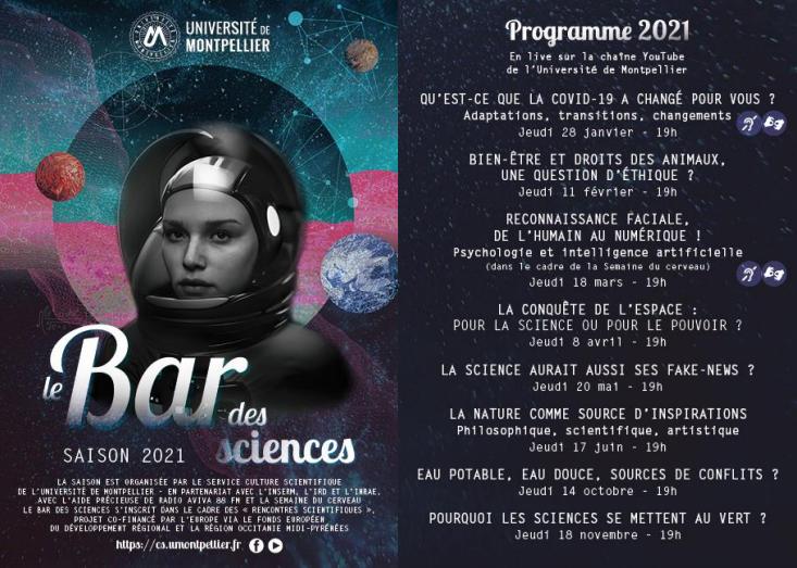 Bar des Sciences Live - Montpellier Management